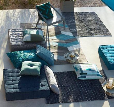 Poduszki dekoracyjne outdoor producent HM Manufaktura