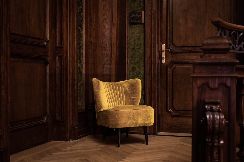 Fotel Draco Meble tapicerowane Nowy Sącz Kraków Małopolska Pałac Goetz