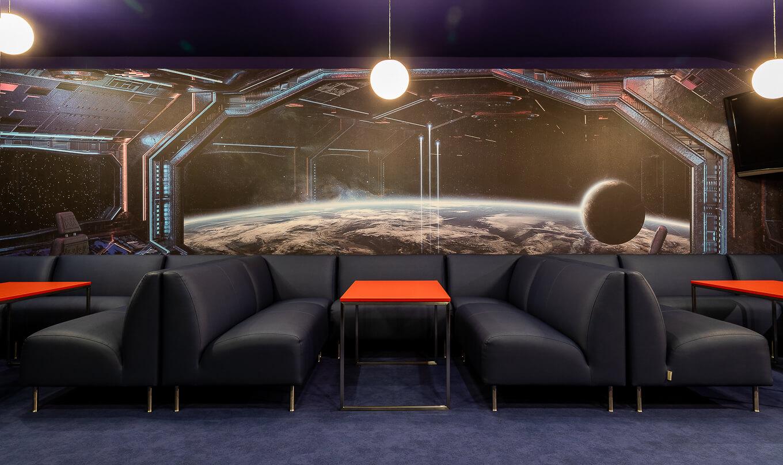 Loże restauracyjne barowe meble tapicerowane meble wypoczynkowe wyposażenie klubów restauracji Nowy Sącz Małopolska