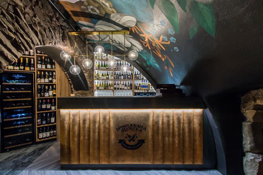 Panel ścienny tapicerowany Dorado HM Manufaktura Nowy Sącz Kraków meble restauracyjne